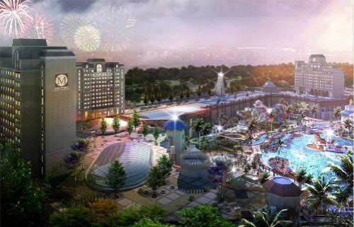 乐华城•88℃温泉乐园将于5月27日开放.jpg